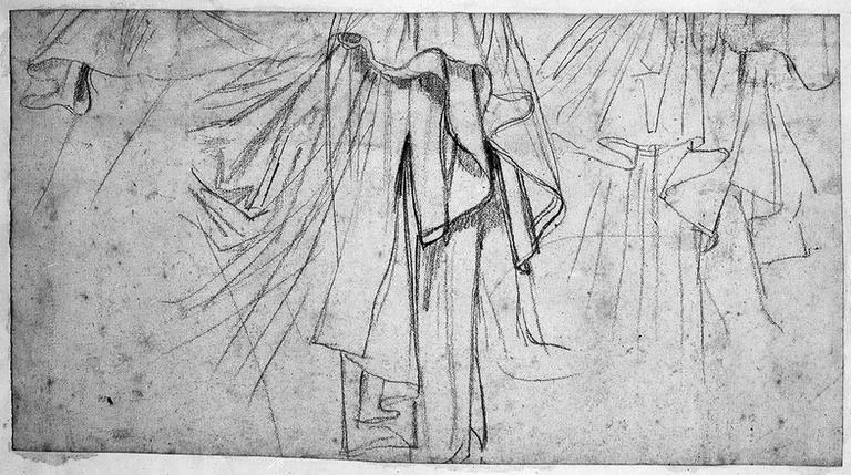 Seleucos (Deux études pour son manteau)_0