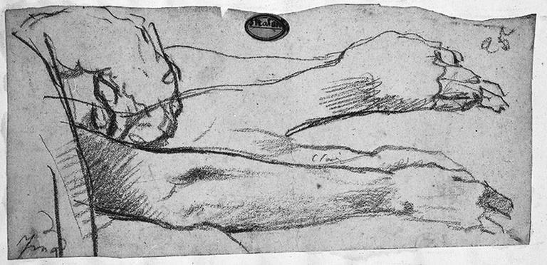 Seleucos (Sa tête et ses bras dessinés deux fois)_0
