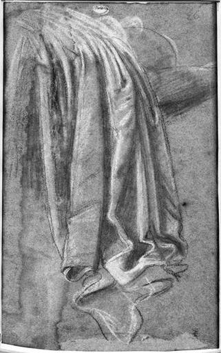 Seleucos (Etude pour son manteau)_0