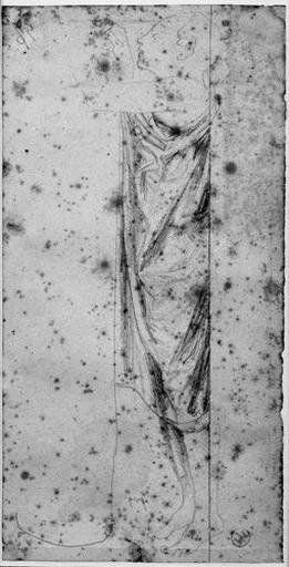 Jeune esclave (Chargé de remplir une athénienne). Verso : un tout petit profil_0
