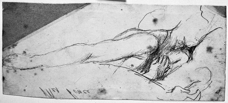 Antiochos (Ses bras, avec une tête à peine indiquée)_0