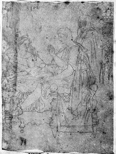 Groupe d'Auguste, Livie, Octavie et Agrippa_0