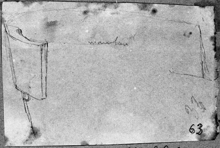 Dossier d'un siège antique_0