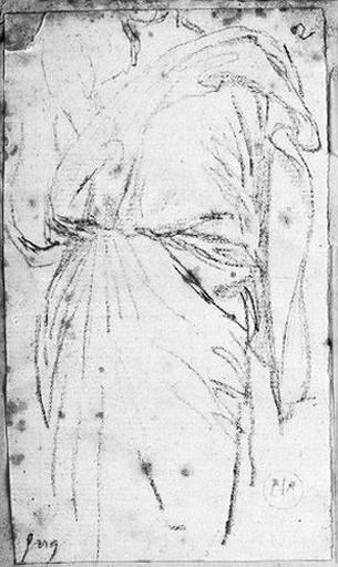 La Vierge (Son manteau)