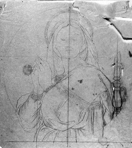 La Vierge (avec un candélabre)_0