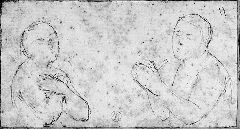 Anges adorateurs (Mains croisées sur la poitrine ou jointes)_0