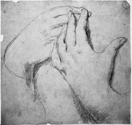 La Vierge (Ses mains)_0