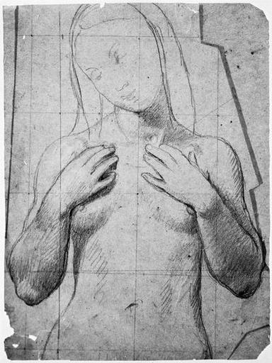 La Vierge (à mi-corps, nue, les mains au-dessus des seins)_0