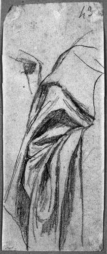 La Vierge (Partie de manteau)_0