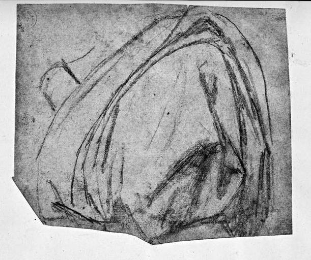 La Vierge (Manteau sur l'épaule gauche)_0