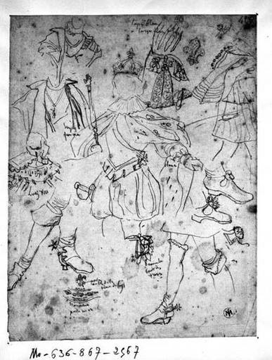 Louis XIII enfant (Son costume et nombreux détails)_0