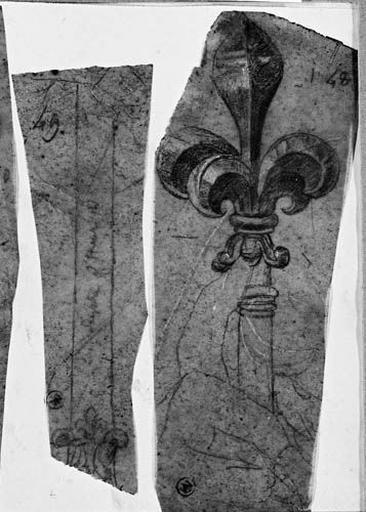 Louis XIII (Fleur de lys au bout de son sceptre)_0