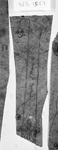 Louis XIII (Le manche de son sceptre)