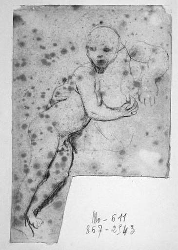 L'Enfant (avec variante de son bras gauche)