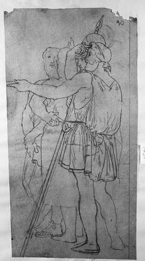 Platon, Socrate, Périclès et Phidias_0