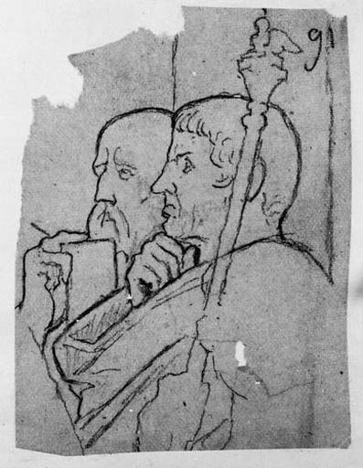 Aristarque, Aristote et Ptolémée (Son profil)_0