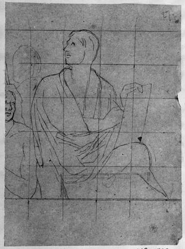 Longin (imberbe), Boileau et Corneille (sa silhouette)_0
