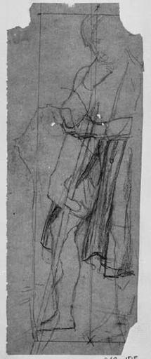Michel-Ange (Et détails de Théocrite, Aspasie et Alexandre)