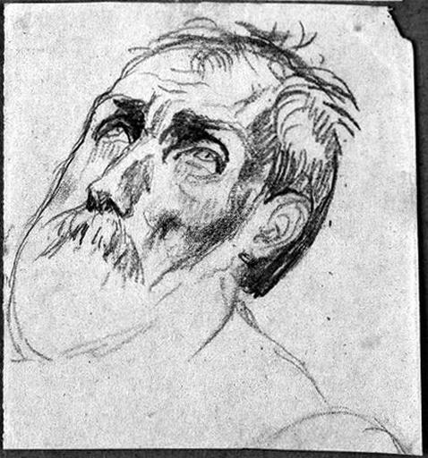 Saint François d'Assise (Sa tête)_0