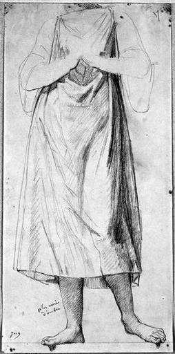 Sainte Rosalie (Partie inférieure de son costume)_0