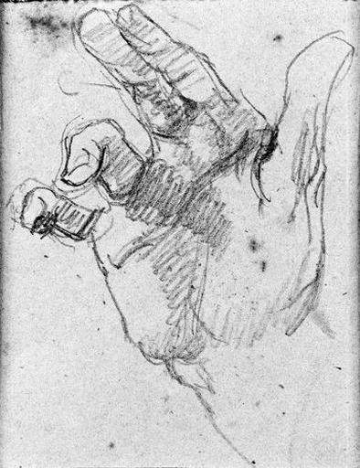 Saint Denis (Sa main droite)_0
