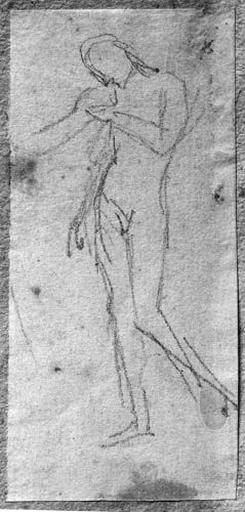 Apelle (Nu, debout vers la gauche, baisant la main d'Alexandre)_0