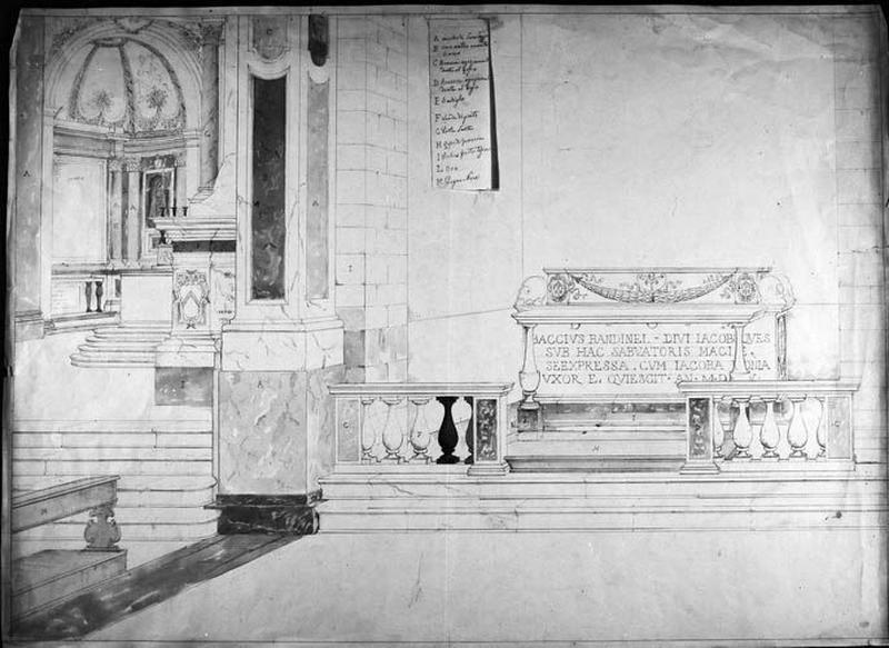 Intérieur d'église (Avec socle sans statue)_0