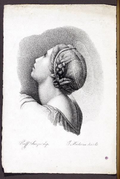 RAPHAEL (d'après), MADIONA Tommaso (lithographe, dessinateur)