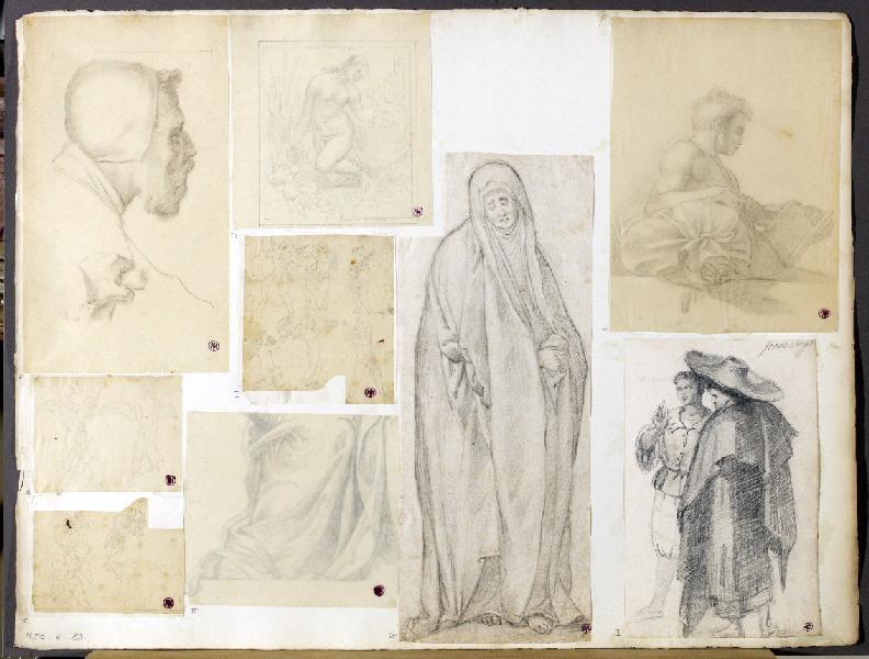 ANDREA D'AGNOLO di Francesco (d'après), ANDREA DEL SARTO (dit)