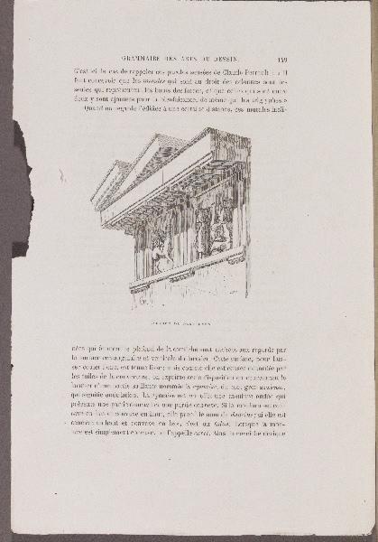 BLANC Charles (auteur) : Grammaire des Arts du Dessin, Gazette des Beaux-Arts