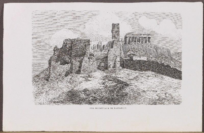 L'Acropole d'Athènes (Texte retrouvé sur Gallica) ; Gazette des Beaux-Arts -_0