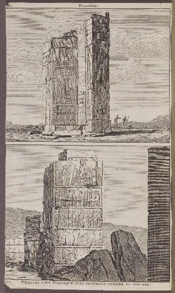 Pilastre d'un portique_0