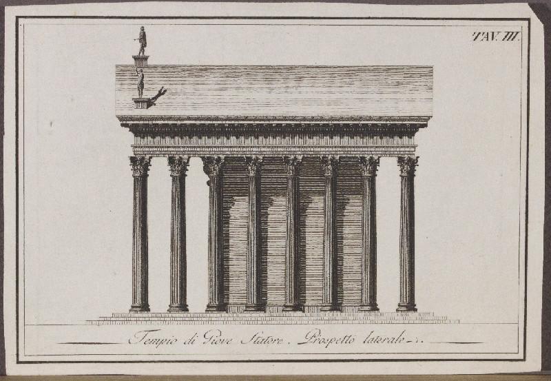 : Tempio di Giove Statore