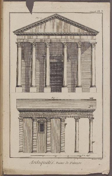 Antiquités, ruines de Palmyre_0
