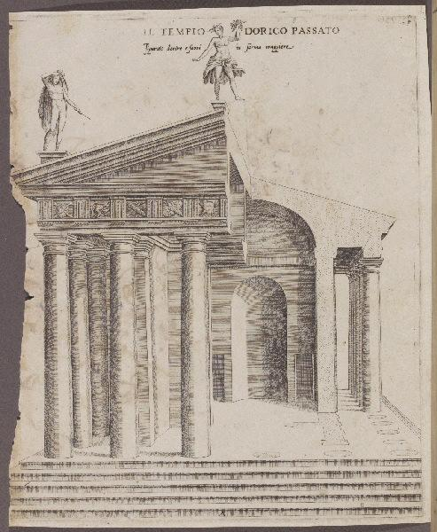 : Il tempio dorico passato