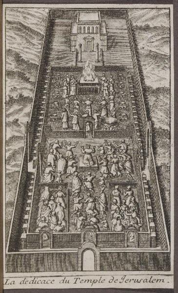 La dédicace du temple de Jérusalem_0
