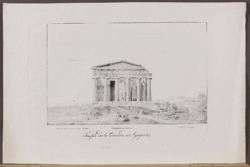 Temple de la Concorde à Agrigente_0