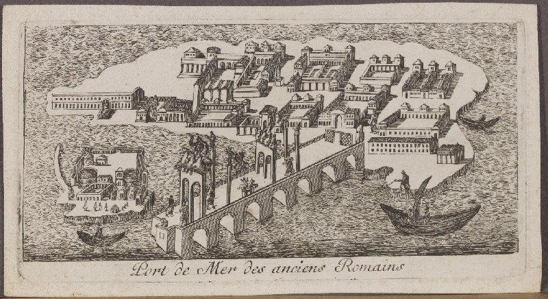 Port de Mer des anciens Romains_0