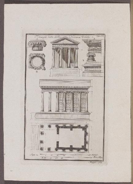 Tempio della Fortuna Virile_0