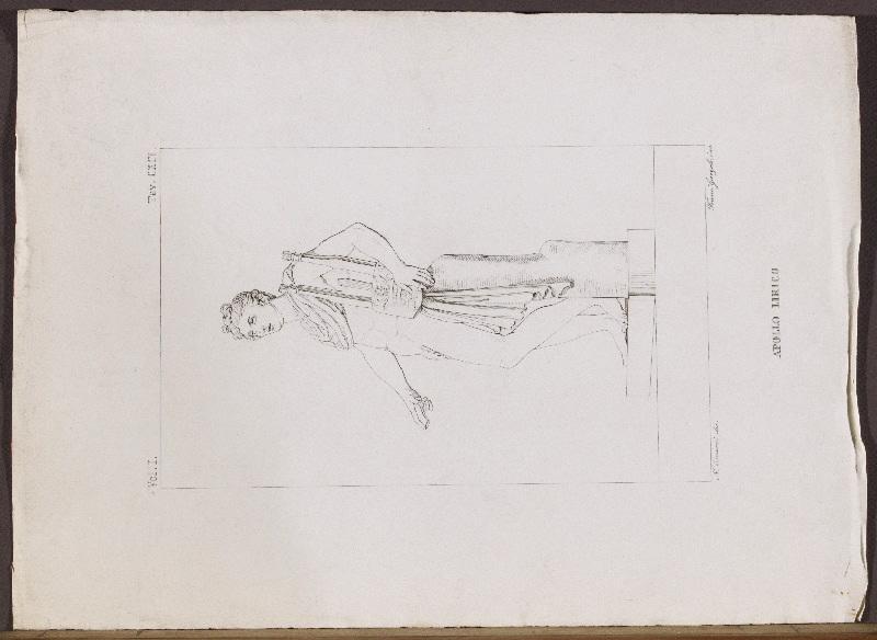 GARZOLI Francesco (graveur), CONSONI Nicola (graveur, dessinateur) : Apollo Lirico
