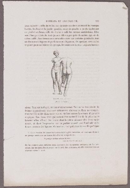 Gazette des Beaux-Arts ; Raphael et l'Antiquité_0