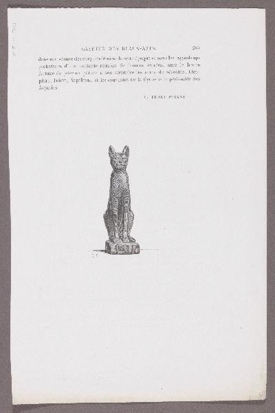 HONNECOURT Villard de (architecte, d'après), GAZETTE DES BEAUX-ARTS (éditeur) : Gazette des Beaux-Arts, Villard de Honnecourt architecte du XIIIe siècle