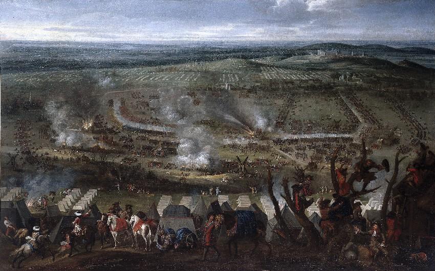 La Bataille de Cassel de 1677_0