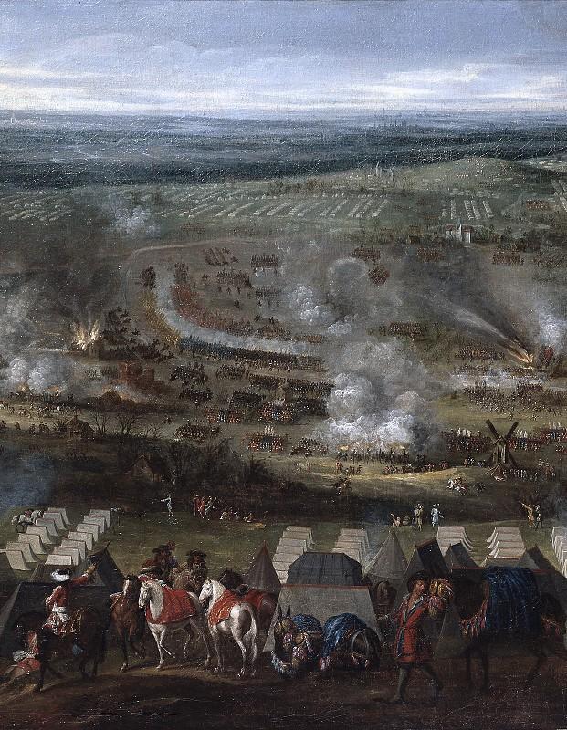 anonyme : La Bataille de Cassel de 1677