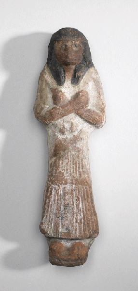 Chaouabti en costume des vivants
