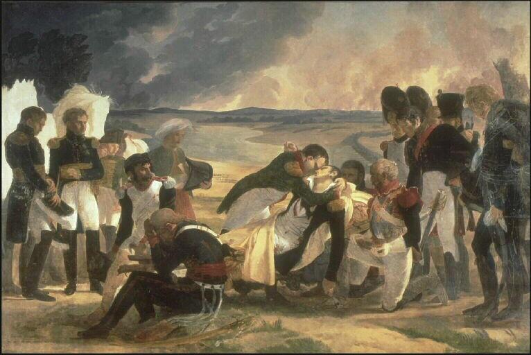 La mort du Maréchal Lannes, Duc de Montebello_0
