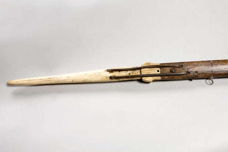 Hampe (élément), harpon_0