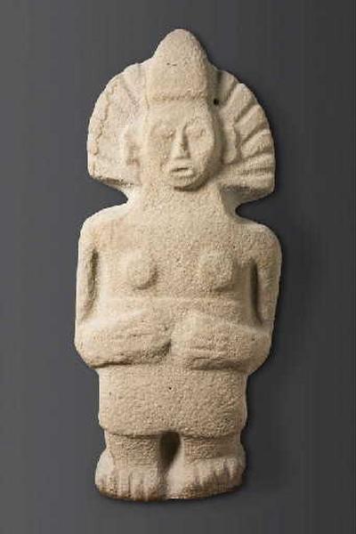 statuette : déesse Tlazolteotl