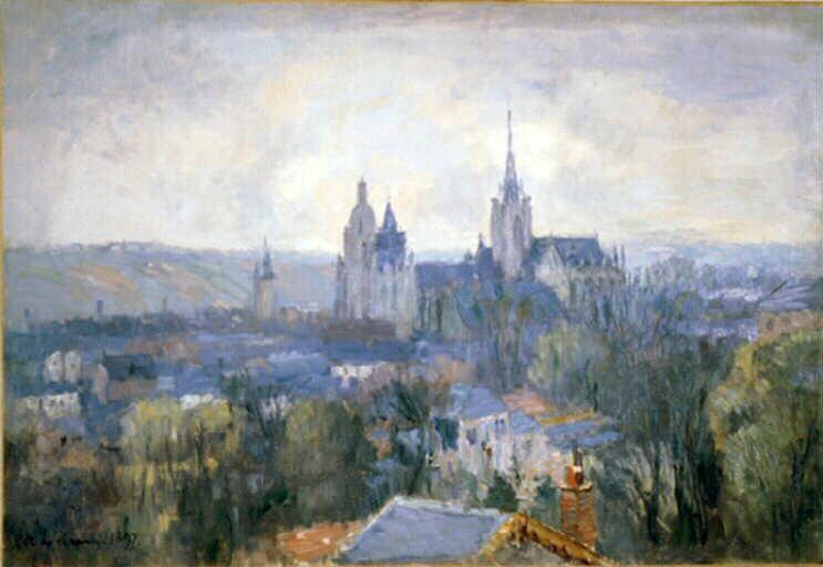 La cathédrale d'Evreux_0