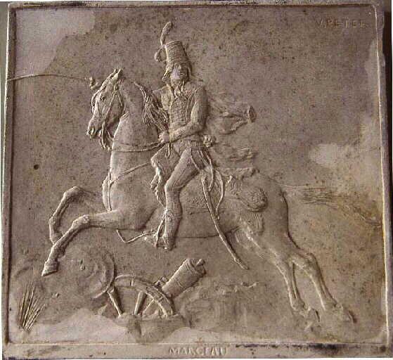Marceau (portrait équestre)